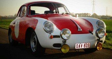 Porsche 356C 1600 SC